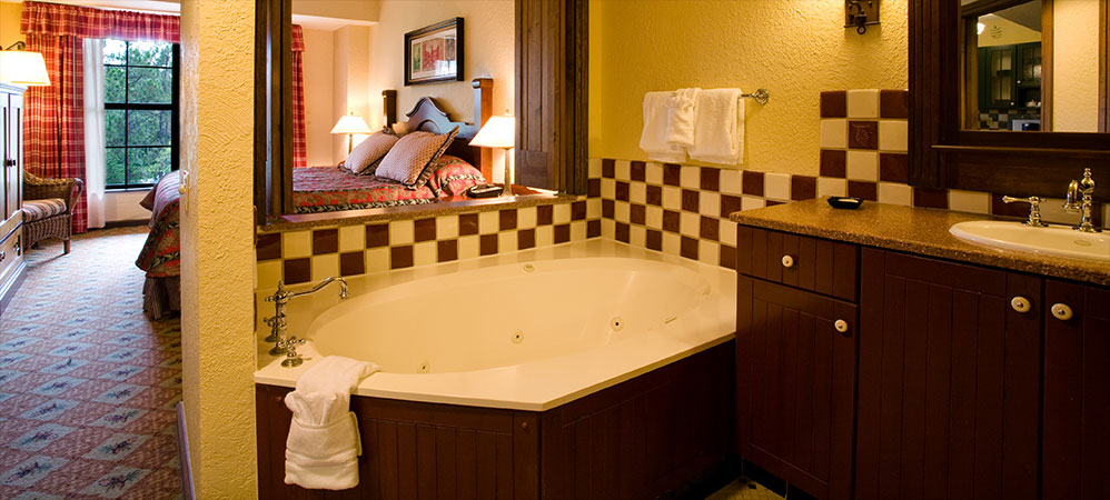Wilderness Lodge ROOM