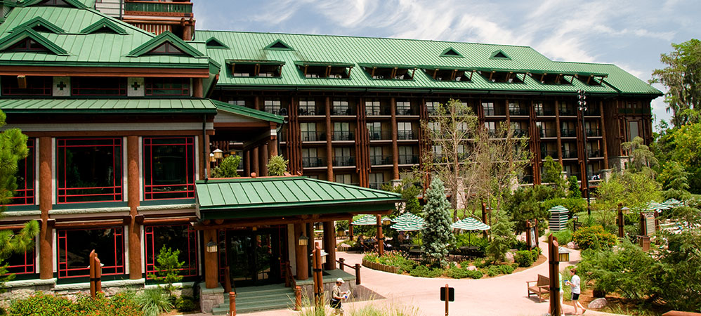 Wilderness Lodge STORY