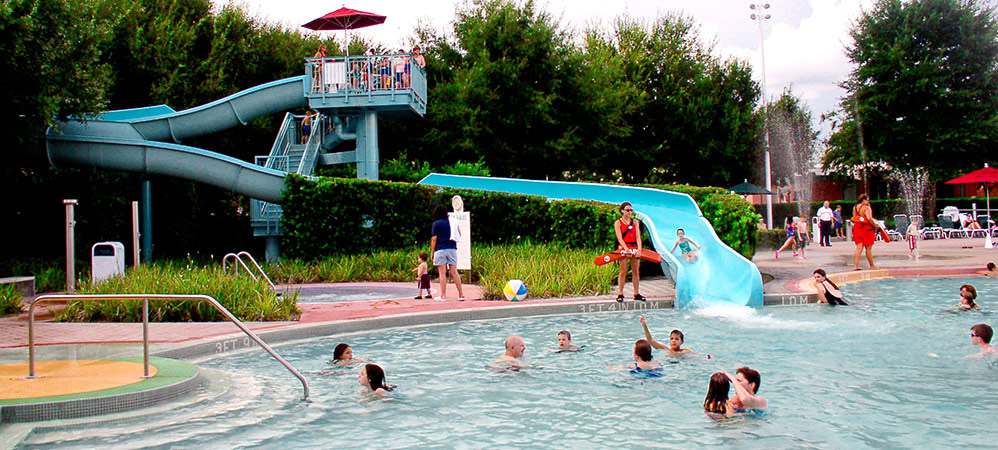 Contemporary Resort POOL kids