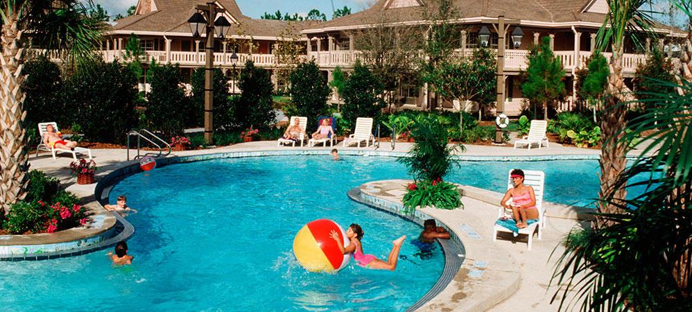 Port Orleans Resort POOL