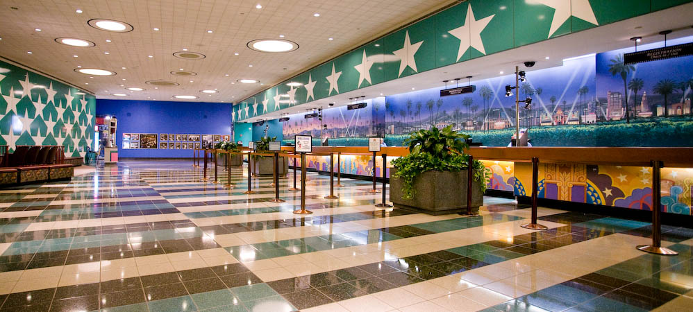 All-Star movies resort LOBBY