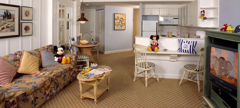 BoardWalk Villas ROOMS