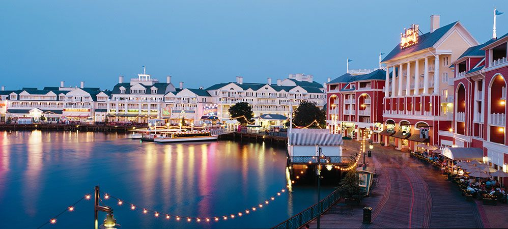 Disney BoardWalk Villas