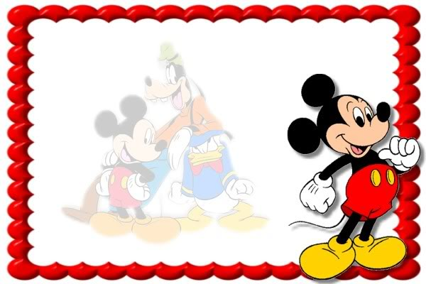 Editable Minnie Mouse Invitations are Nice Layout To Create Great Invitation Ideas