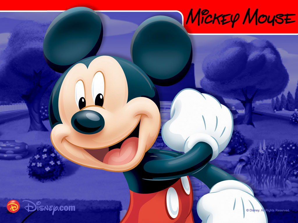 mickey mouse 1024x768