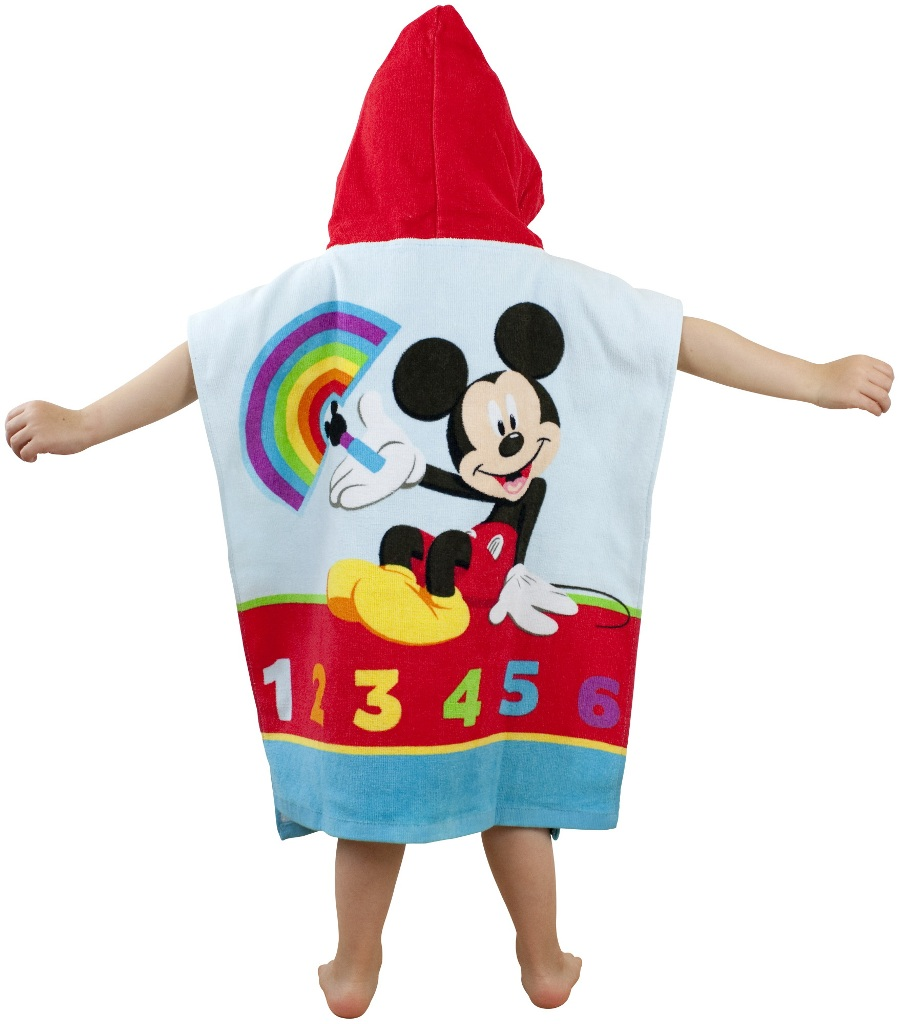 mickey mouse bathrobe