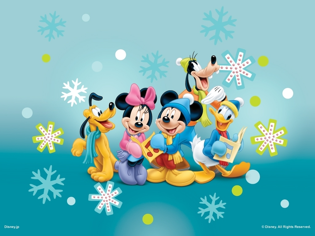 mickey mouse characters