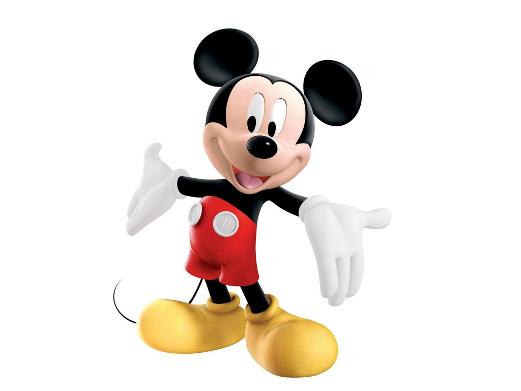 mickey mouse illustrator