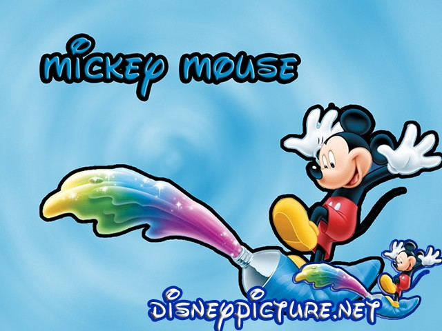 mickey wallpaper 640x480
