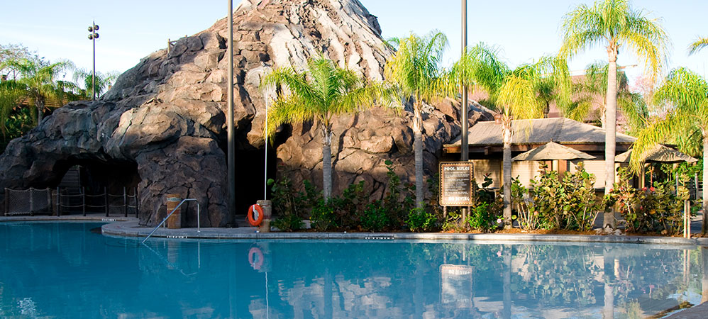 Polynesian-Resort-pools
