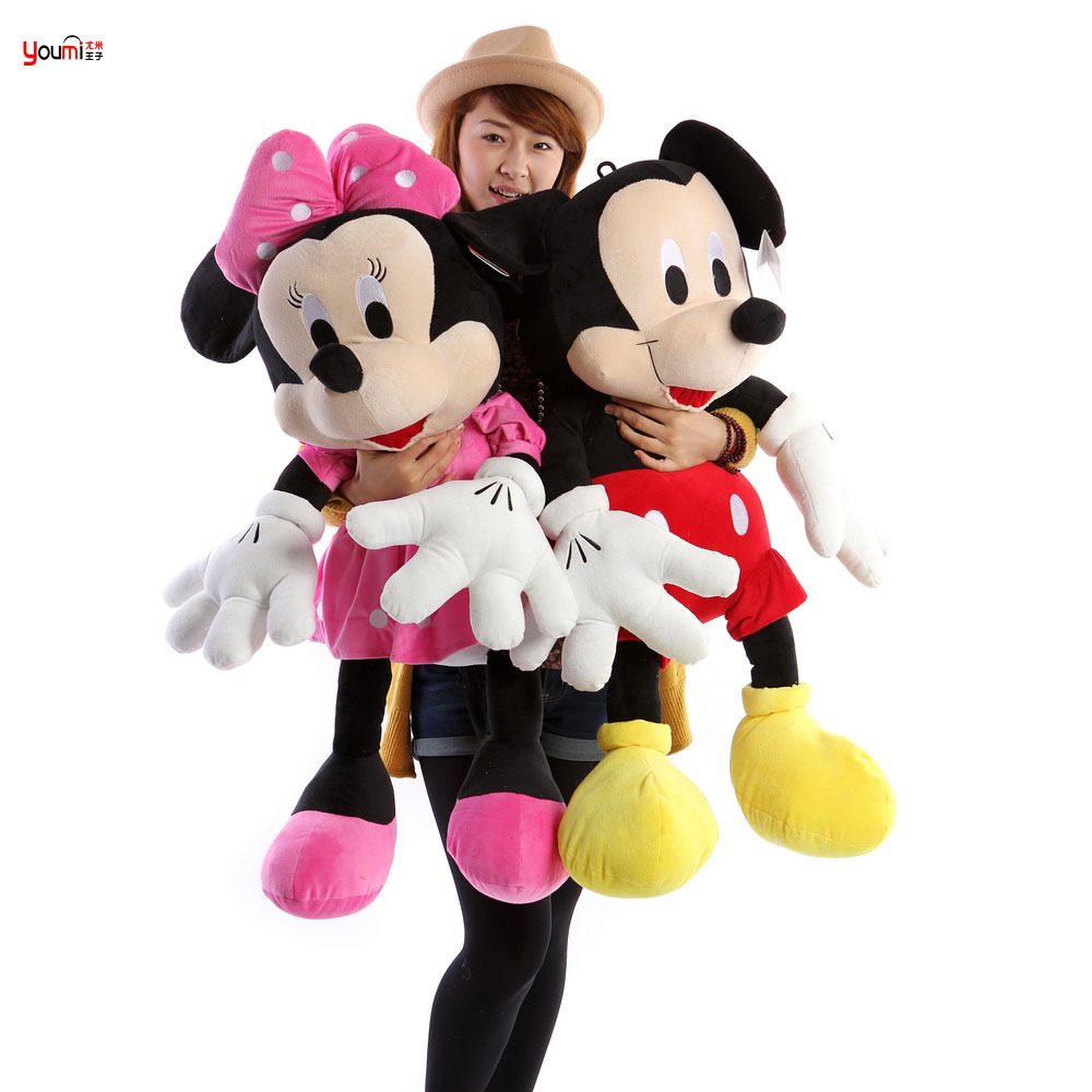 Minnie Mouse big plush