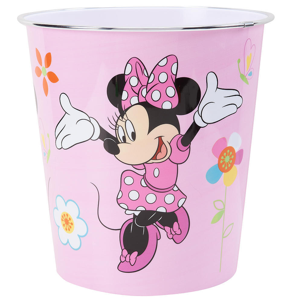 Minnie Mouse birthday glass