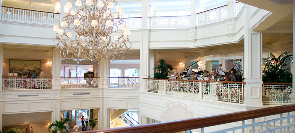 Grand-Floridian-Resort-lobbies