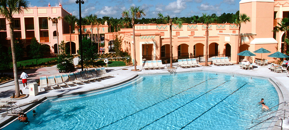 Coronado-Springs -Resort-pools