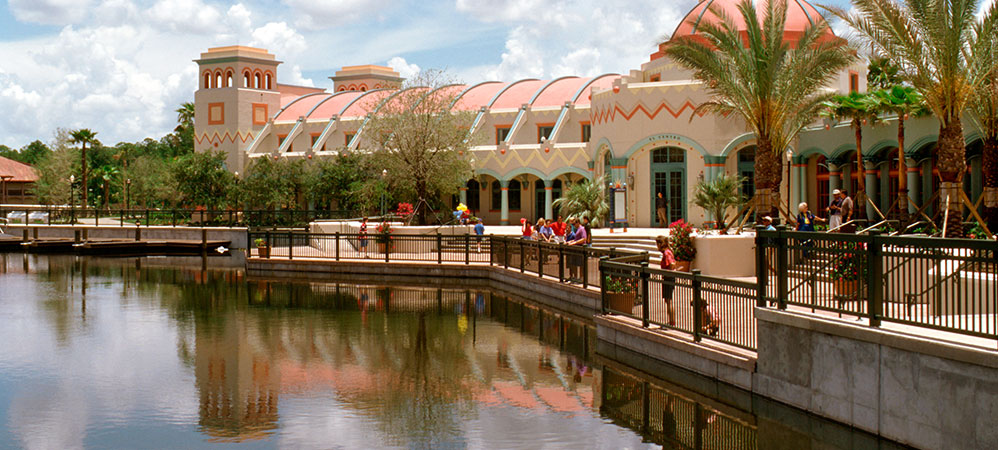 Coronado-Springs -Resorts