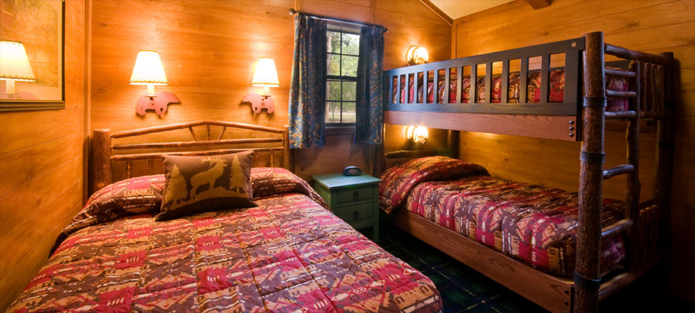 The-Cabins-at-Disney's-Fort-Wilderness-Resort-room