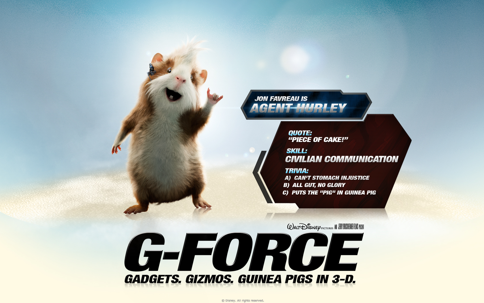 G-Force Hurley-1680x1050