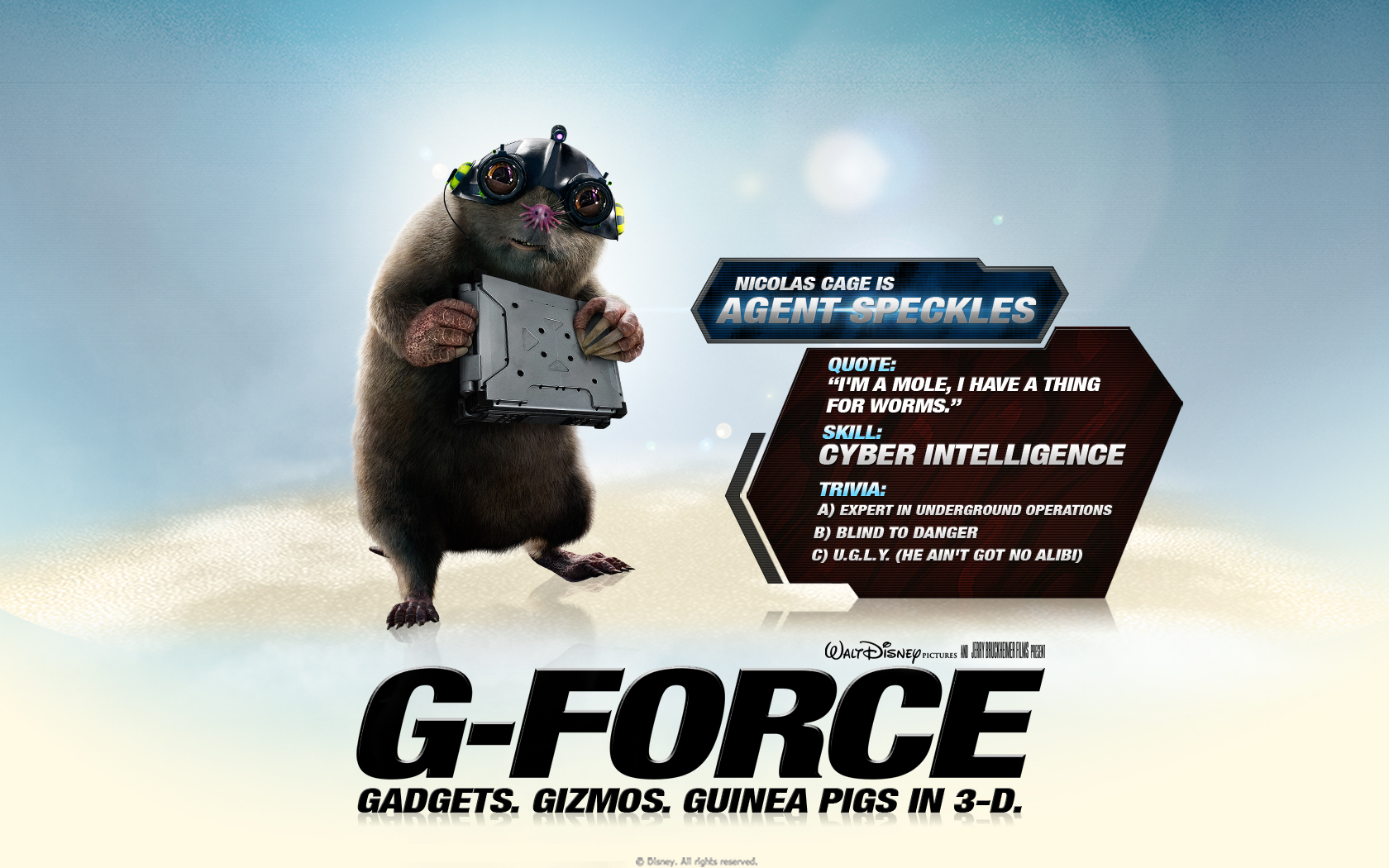 G-Force Speckles-1680x1050