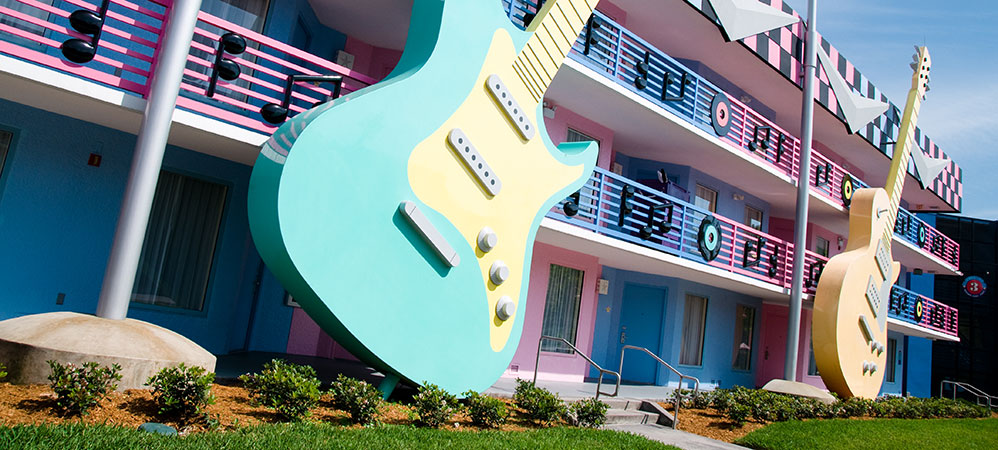 All-Star-Music-Resort-guitar