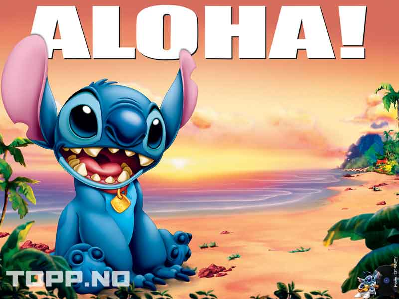Lilo and Stitch 800x600