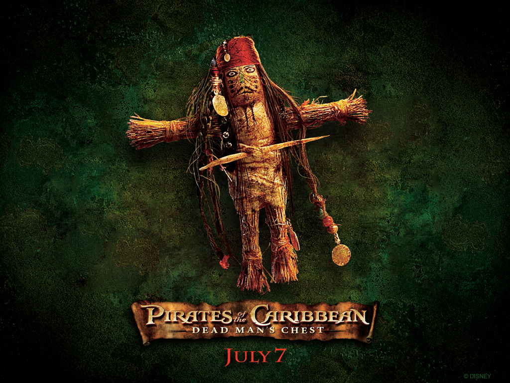 Pirates of the Caribbean- Dead Mans Chest Wallpaper 1024