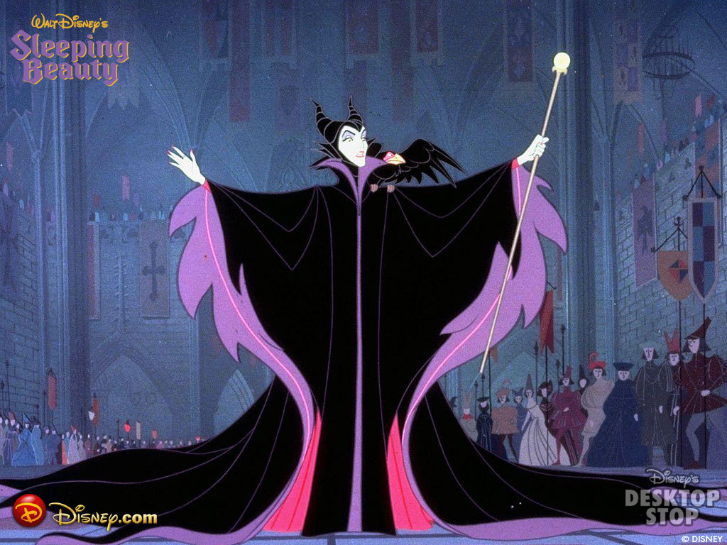 Maleficent-Wallpaper-sleeping-beauty 1024 768