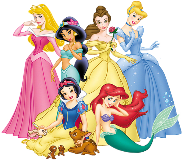Disney-Princesses1