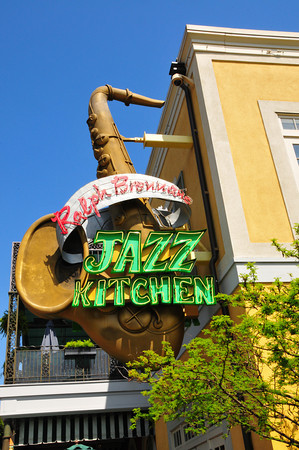 Jazz kitchen disney