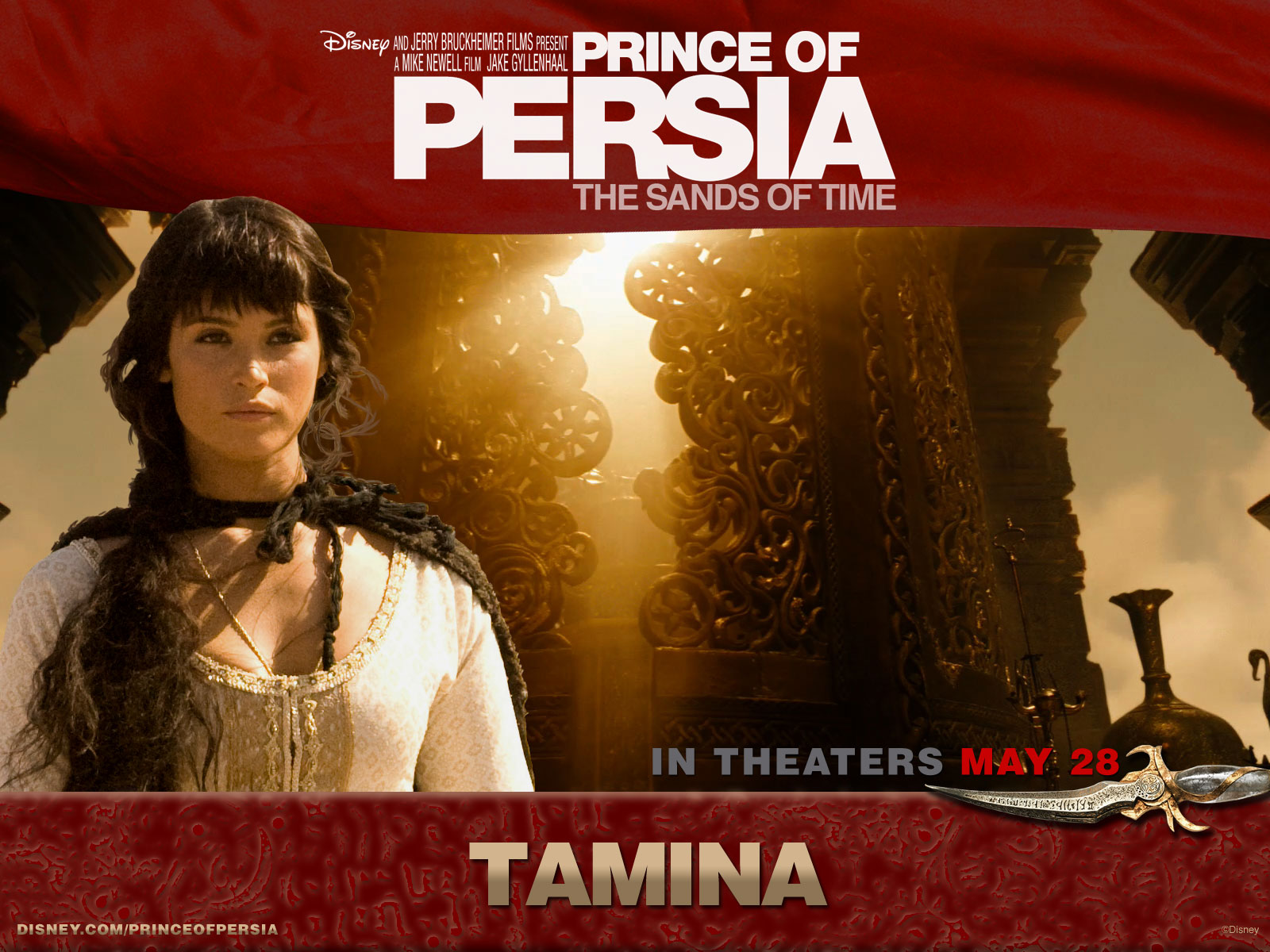 Gemma Arterton in Prince of Persia- The Sands of Time