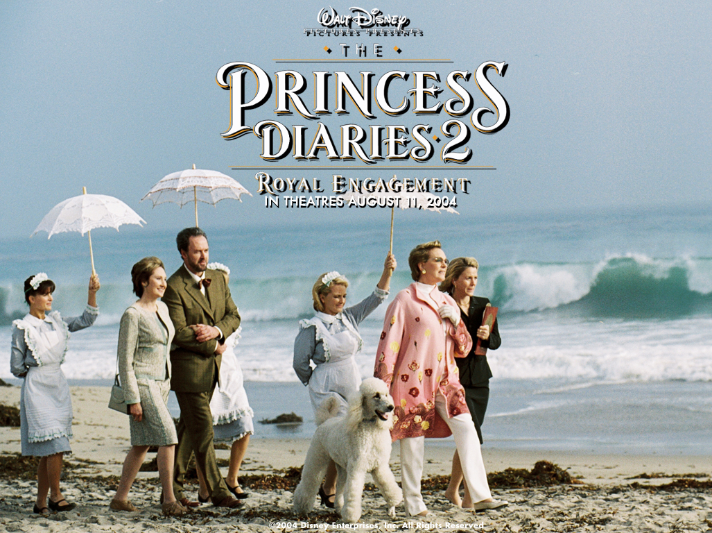 Anne Hathaway in The Princess Diaries-2- Royal Engagement Wallpaper 1280