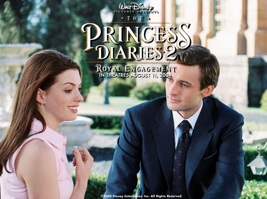 Anne Hathaway in The Princess Diaries 2-Royal Engagement Wallpaper 1280