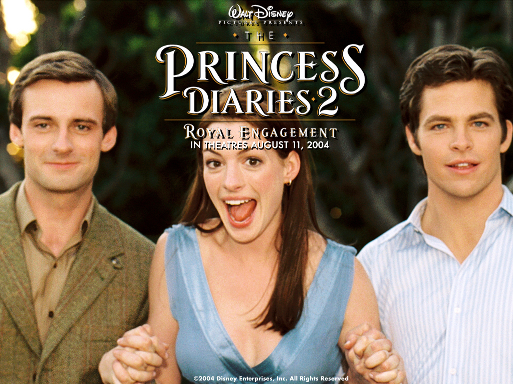 Anne Hathaway in The Princess Diaries 2-Royal Engagement Wallpaper 1280x960