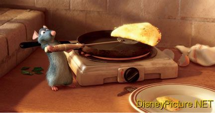 Ratatouille screen shot