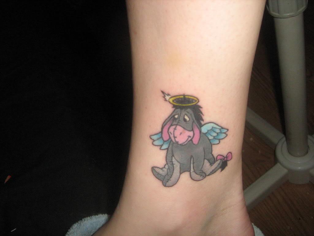 Disney Quote Tattoo Picture Image