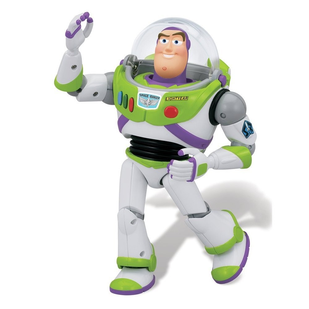 Buzz Lightyear hq
