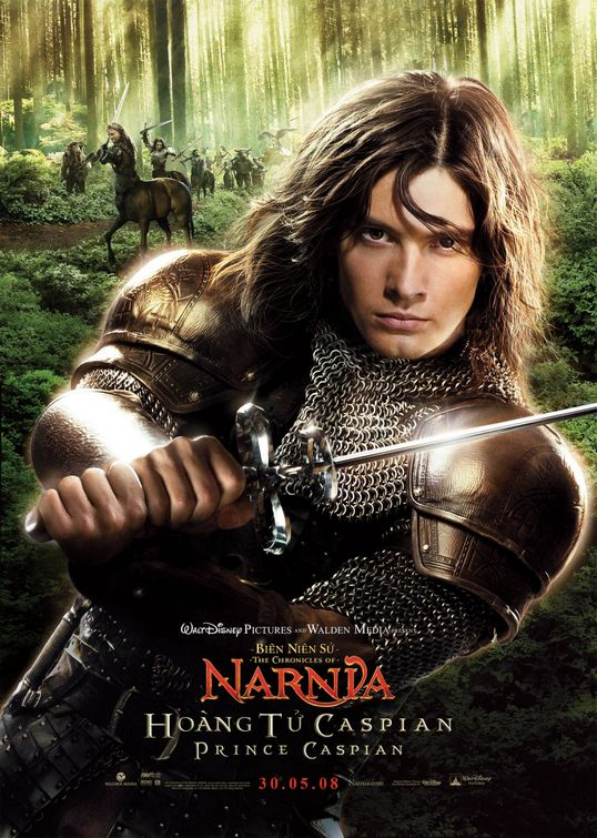 chronicles of narnia prince