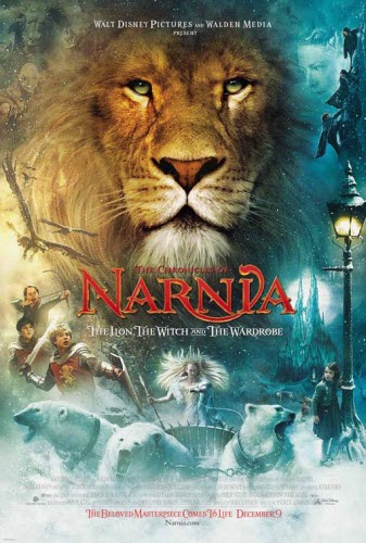 chronicles of narnia the lion the witch and the wardrobe 500