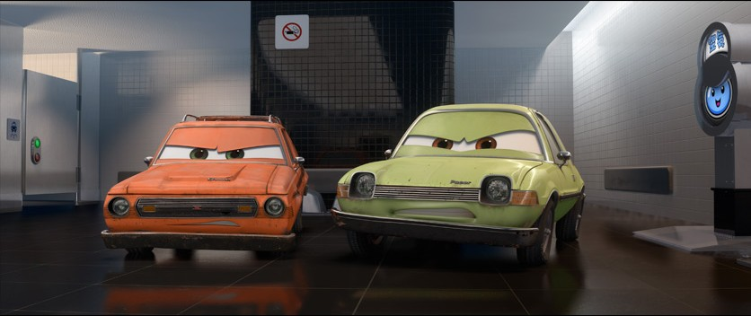 cars 2-characters