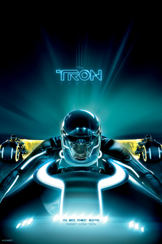 TRON Iphone