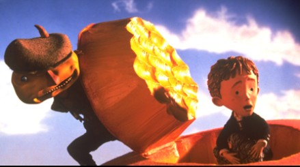 James And The Giant Peach-disney