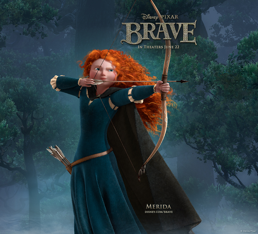 brave android Merida