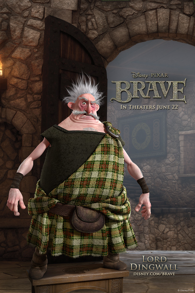 brave iPhone Lord Dingwall