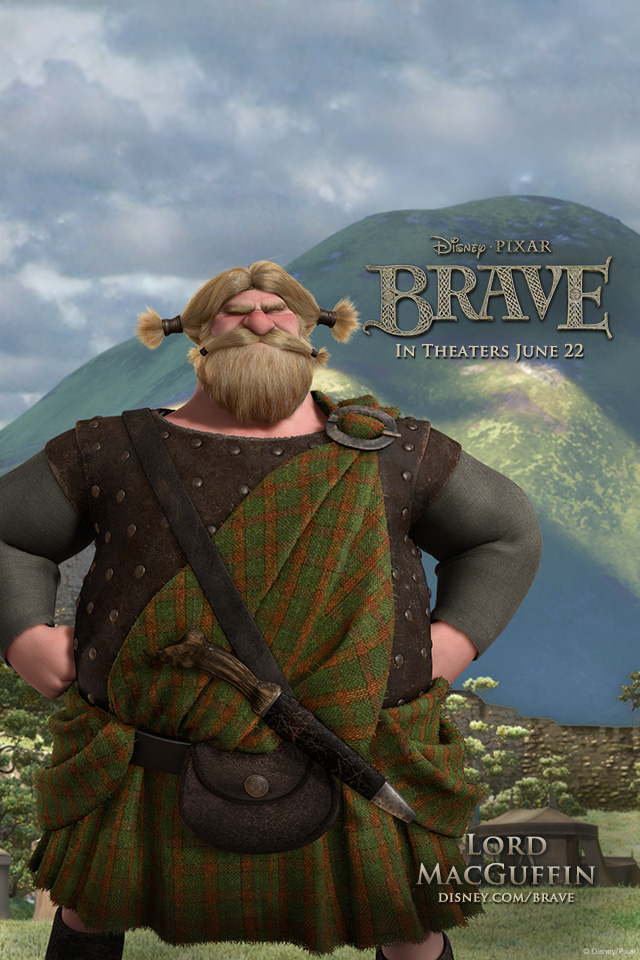 brave iPhone Lord Macguffin