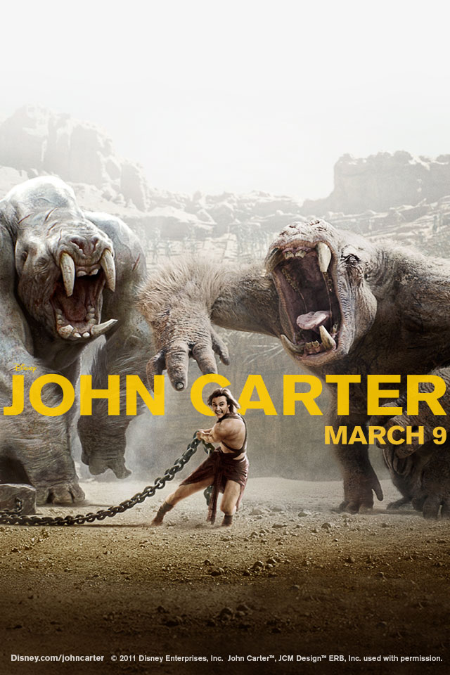 disney john carter iphone