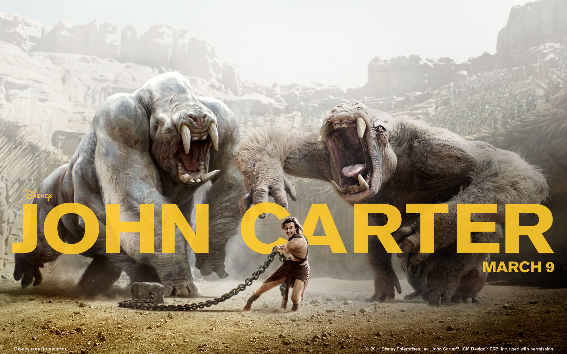 disney john carter widescreen
