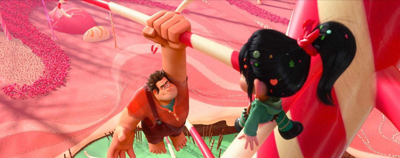 cartoon movie wreck-it-ralph