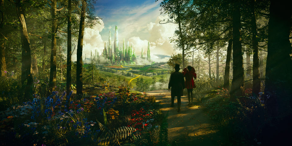disney movie Oz The Great and Powerful