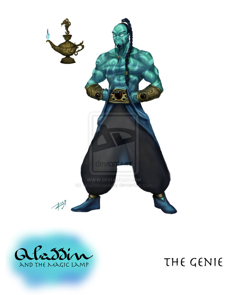 the genie game
