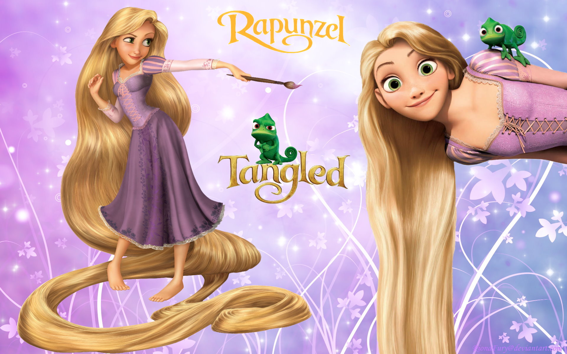 Disney Princess Rapunzel tangled