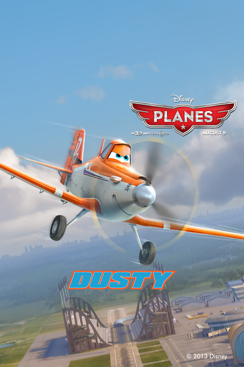 Disney Planes dusty 800 x 1200